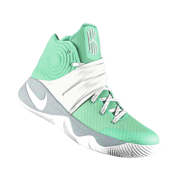 best sneakers 0c81a 6eec6 Read More About Nike Kyrie Irving 2 custom basketball shoes.