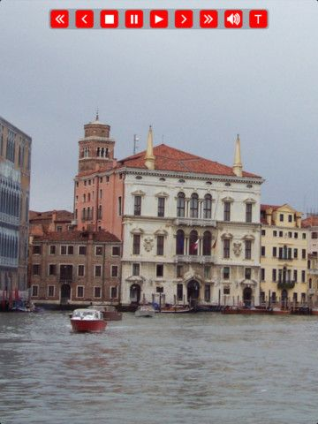 ... tour the Grand Canal in Venice, Italy. iPad only - 2.99$ - www.museumplanet.com