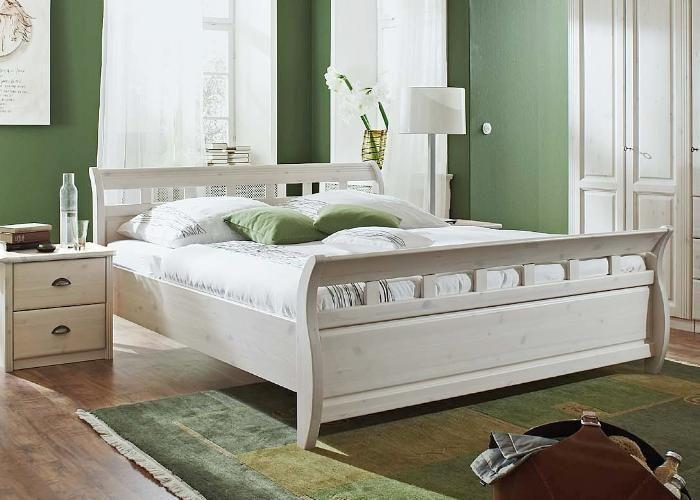 Schlafzimmer Set Emma im LandhausstilDieses Angebot ist zeitlich - schlafzimmer kiefer massiv