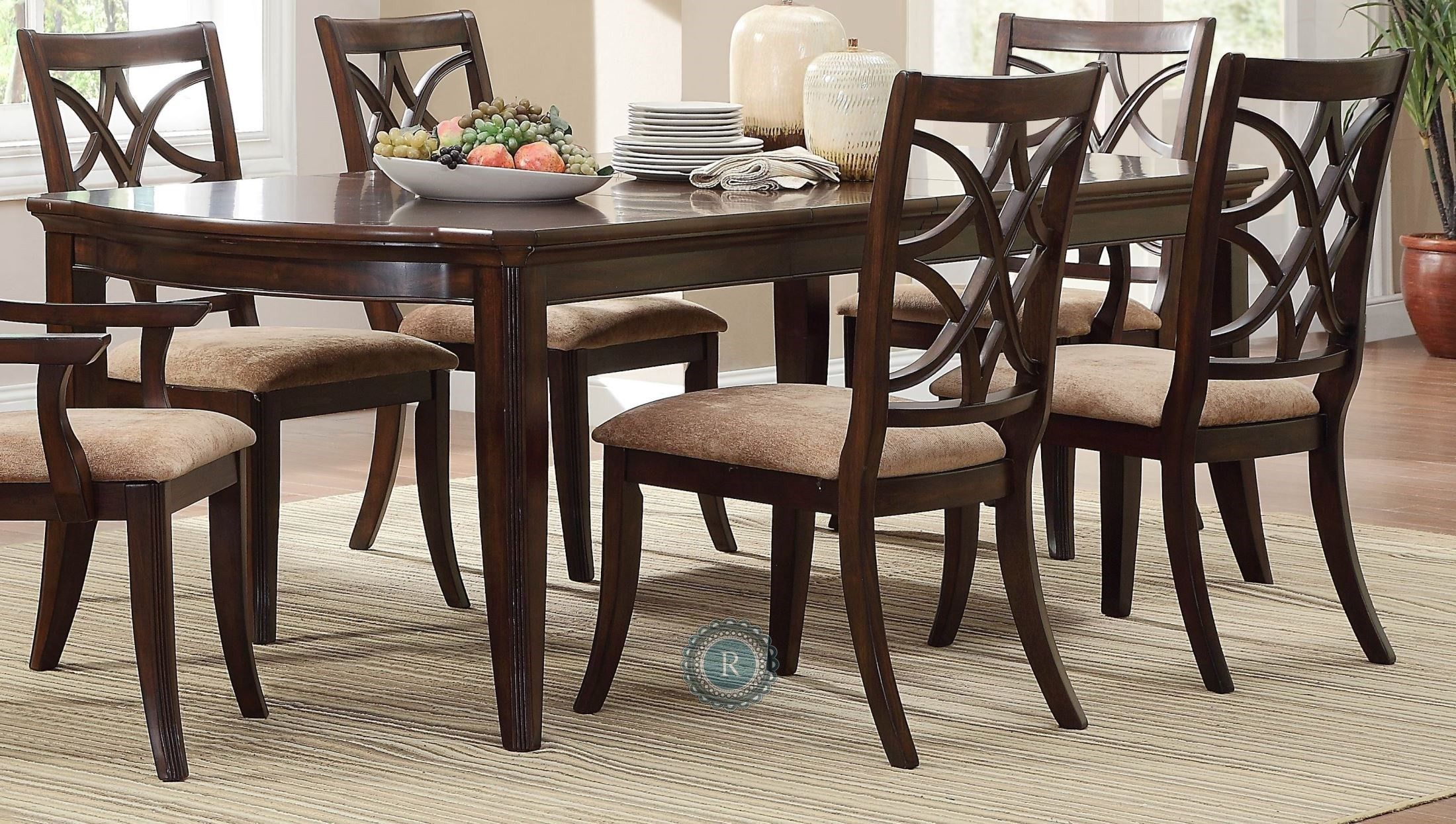 Keegan Cherry Extendable Dining Table In 2021 Kitchen Table Settings Dining Table Dimensions Dining Table Black