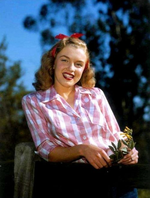 Marilyn Monroe Photographed By Richard Miller Avec Images