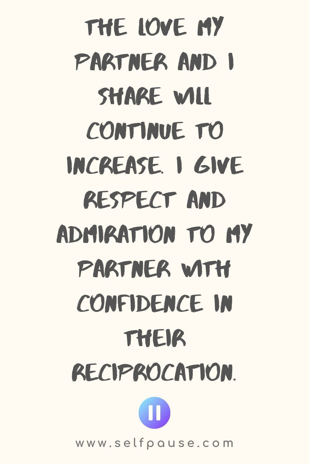 Positive Affirmations To Improve Relationship