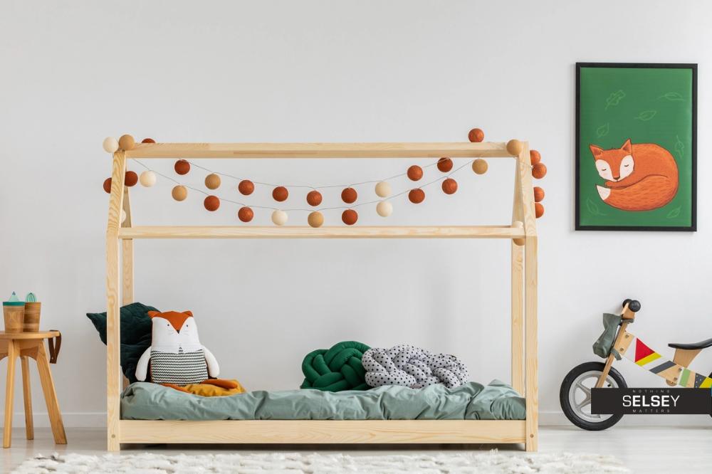 Łóżko Panama domek Kinderschlafzimmer, Bett ideen und