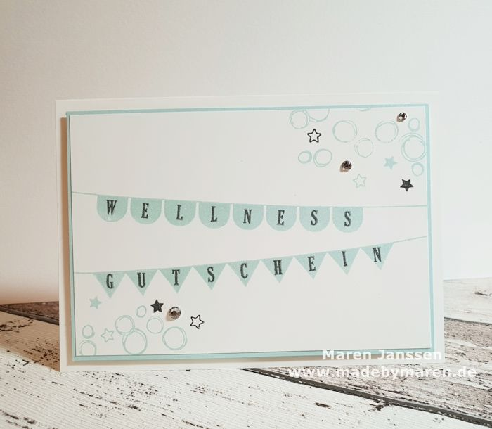 Pick a pennant mit simply and more - | 2018 Stampin\' Up | Pinterest ...