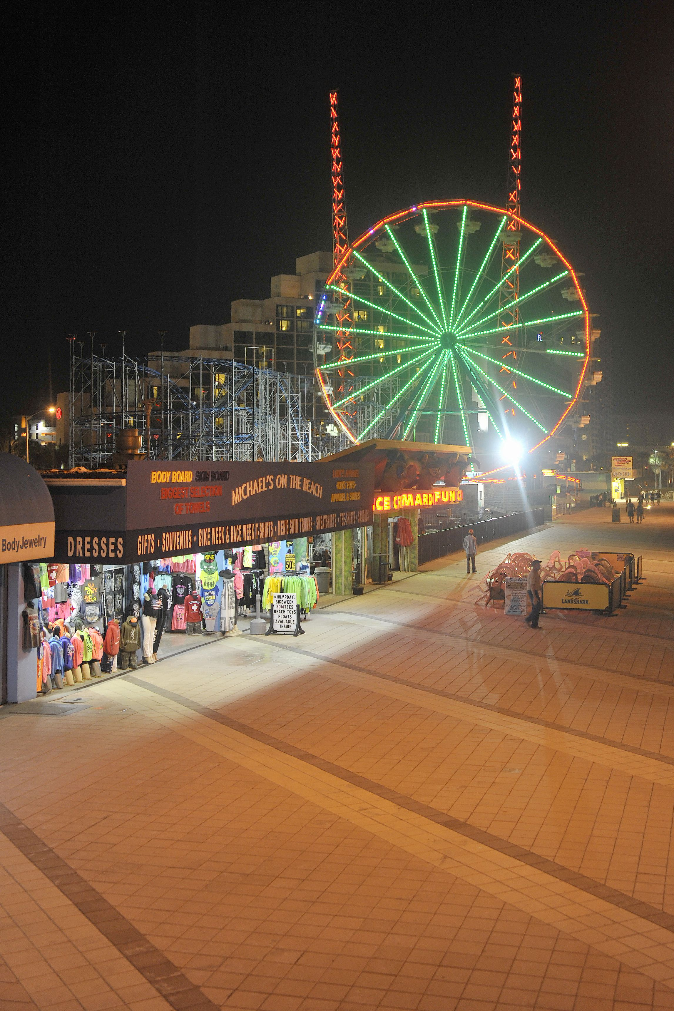 Boardwalk Daytona Beach Florida Best Place In The Whole World I Swear To Gosh