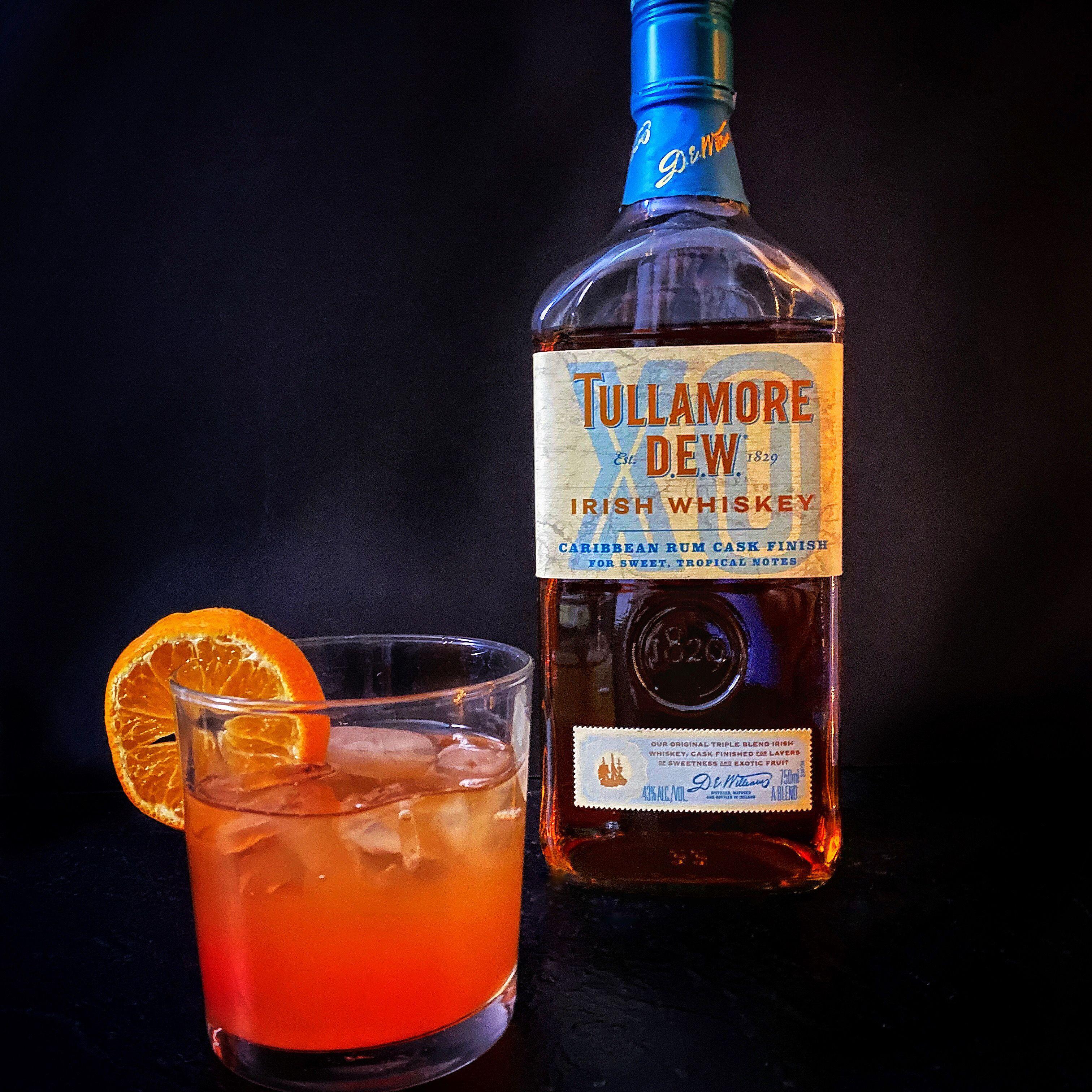 Tullamore Dew Caribbean Rum Cask in 2020 Caribbean rum