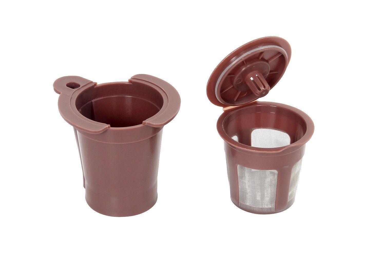 Balas cup for keurig vue brewers reusable coffee filter