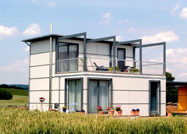 Russ Holzbau wohrataler holzbau wohnhäuser casa