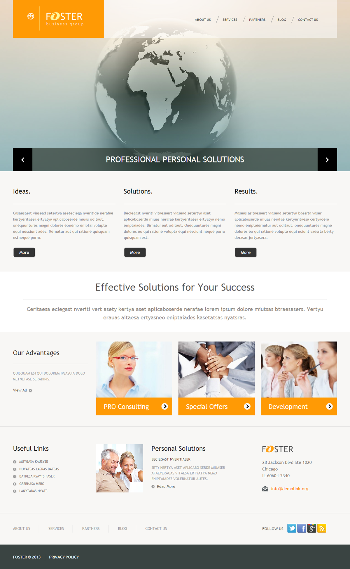 Business wordpress theme wordpress themes pinterest wordpress business wordpress theme wordpress templatewordpress themebusiness website friedricerecipe Gallery