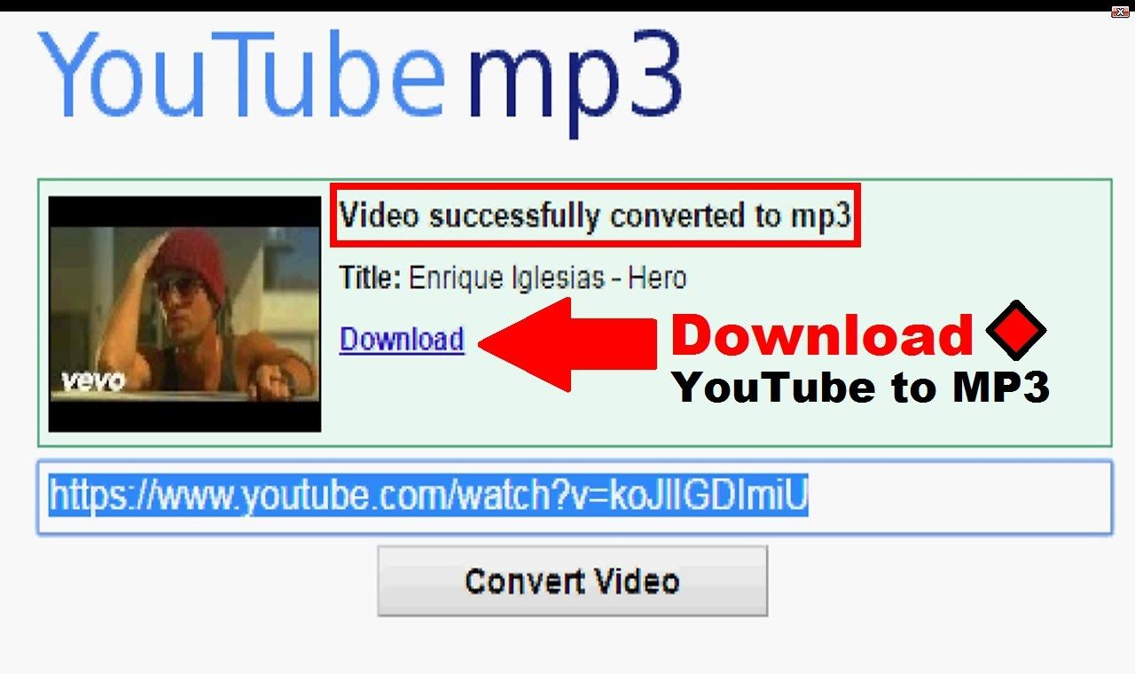 Youtube To Mp3, How To Convert Youtube Videos To Youtube Mp3 For Free  Facebook: