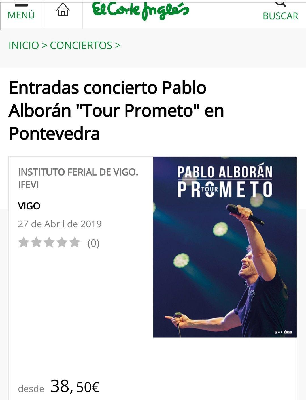 Pin De Gema Garcia En Lo Quiero Concierto Alboran Pablo Alboran