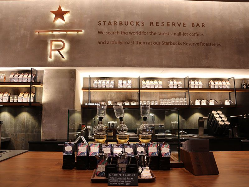 With Uptown's Reserve Bar, Starbucks Takes on Craft Coffee