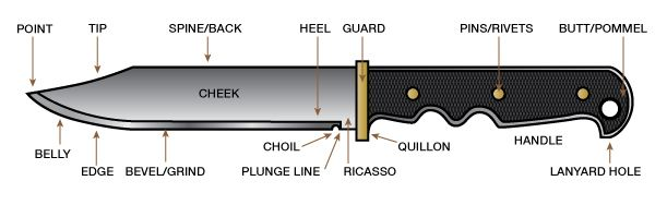 All About Best Types Of Survival And Combat Knives