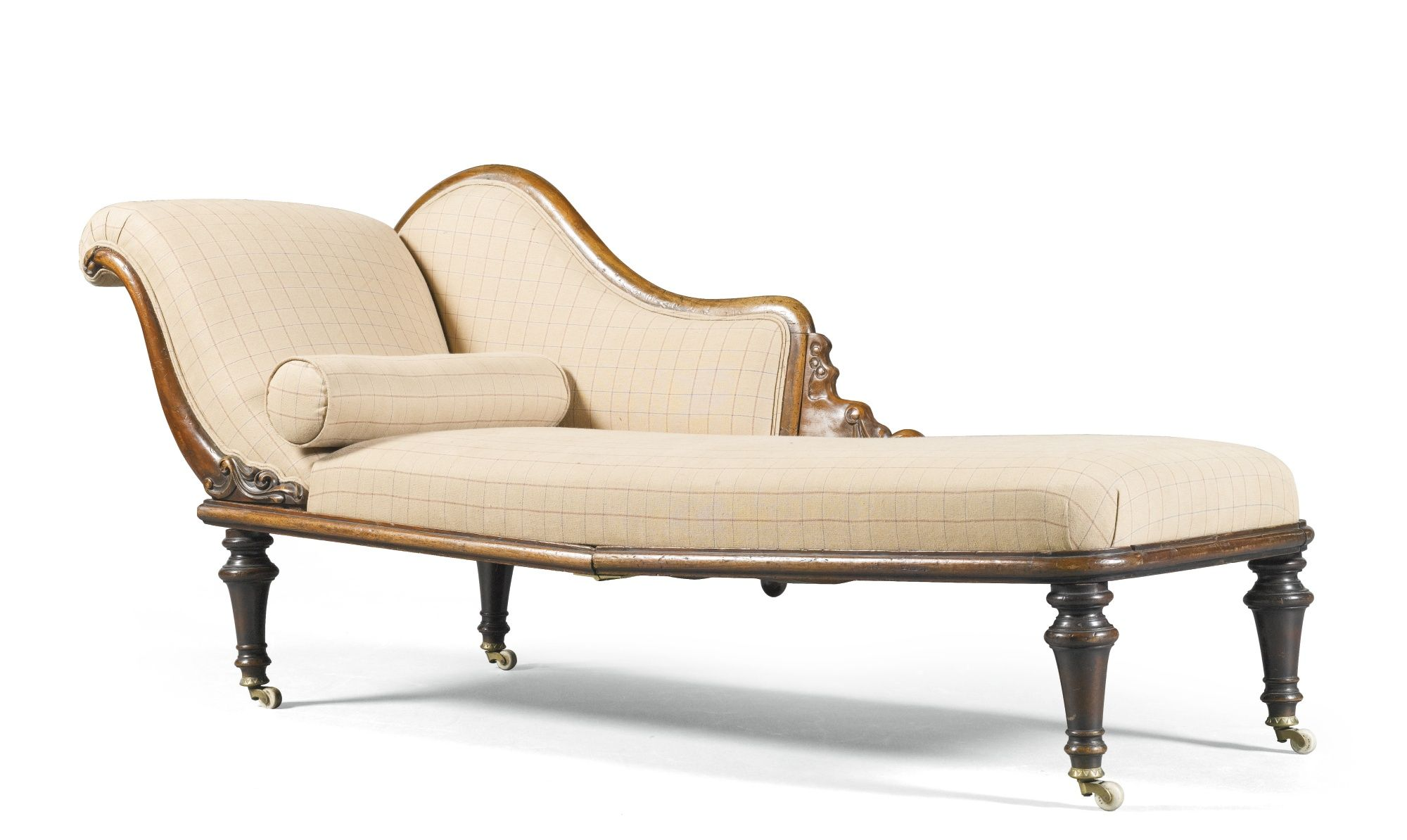 CAMPAIGN DAY BED walnut, dismantling and then folding into ... on chaise recliner chair, chaise furniture, chaise sofa sleeper,