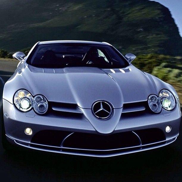 The Legendary Mercedes Benz Slr Luxury Auto Pinterest Cars