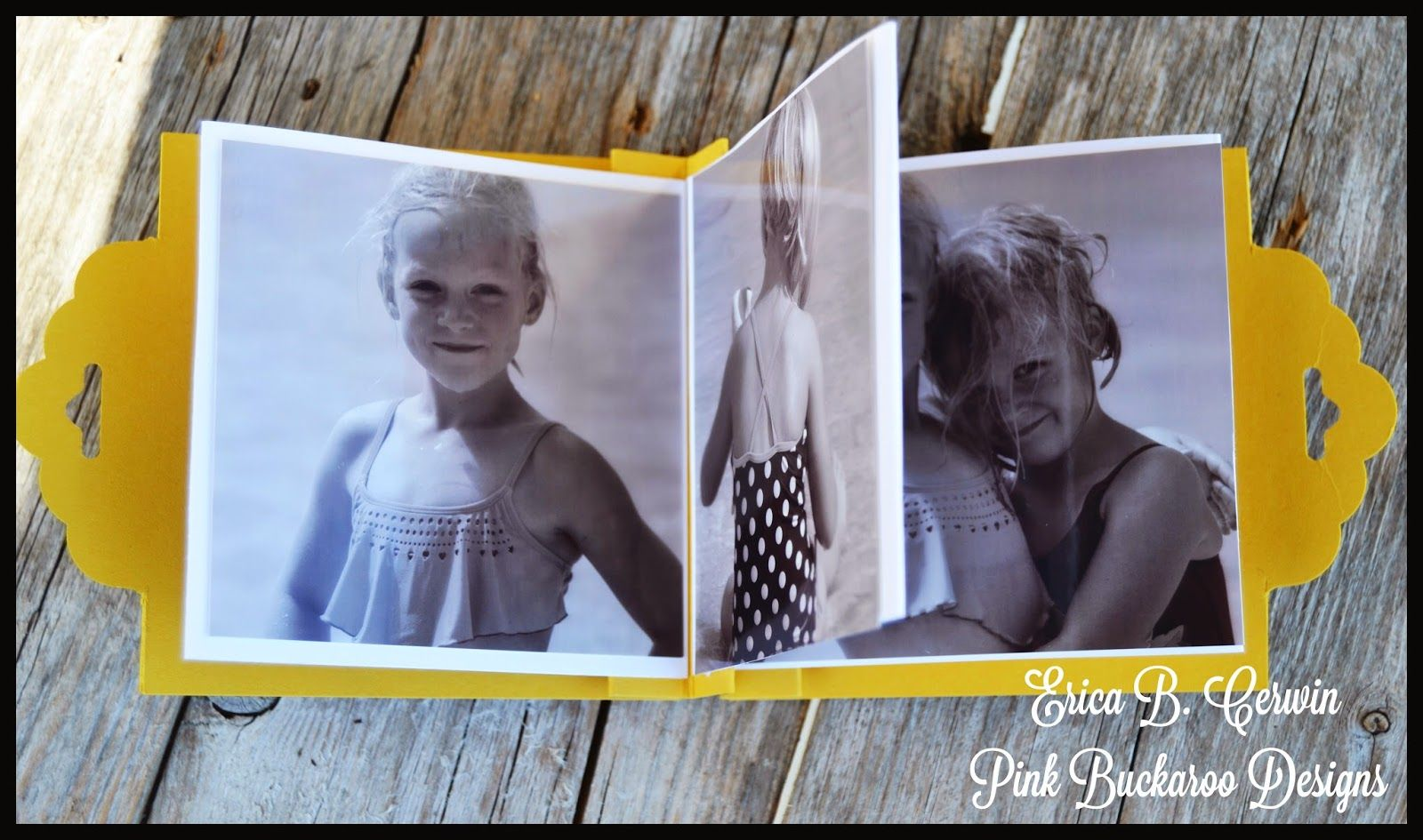 Pink Buckaroo Designs: Moonlight Mini Album
