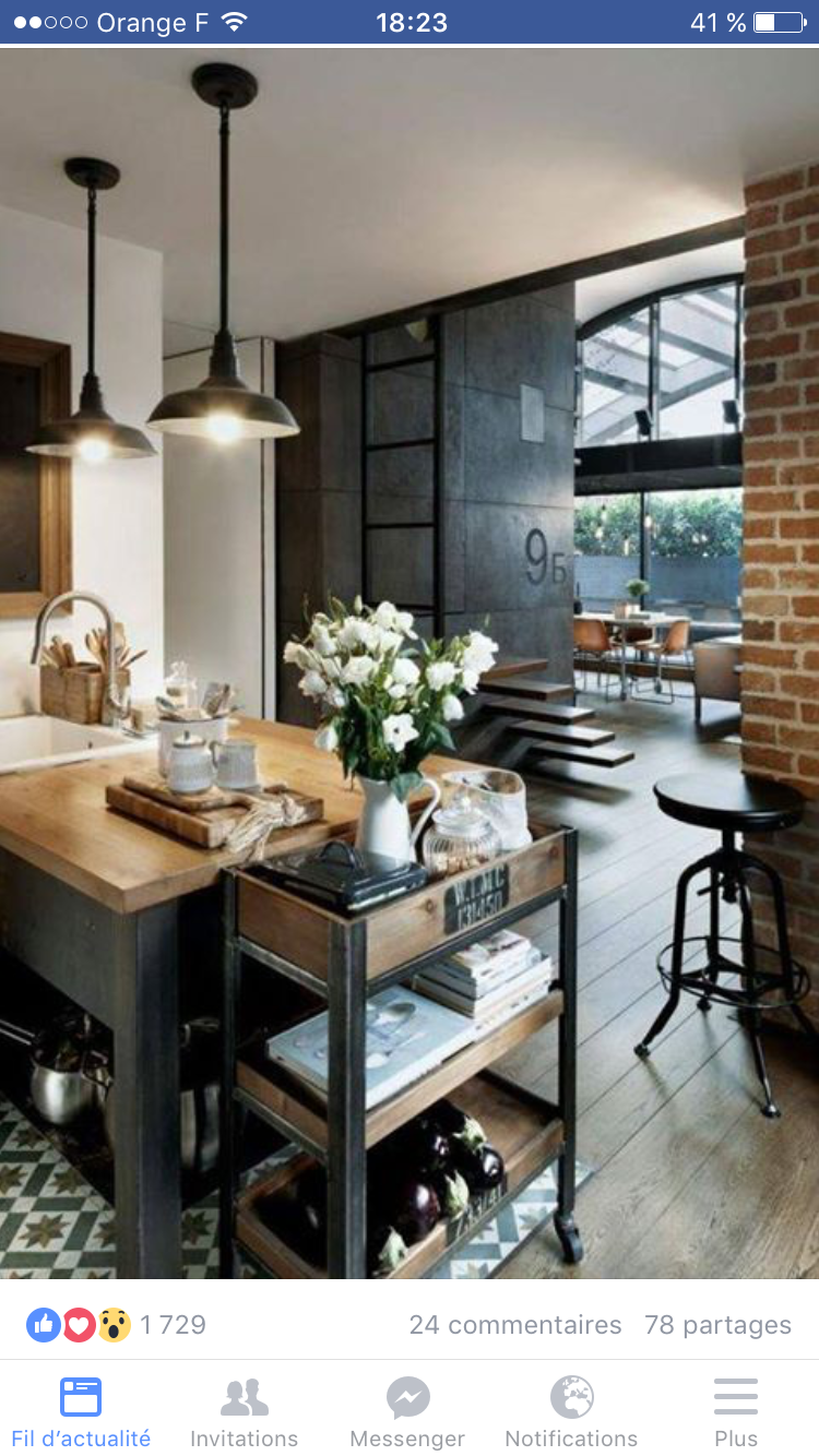 Industrial Lighting Can Look Great In Any Room, But, Have You Ever Try It  In A Kitchen?