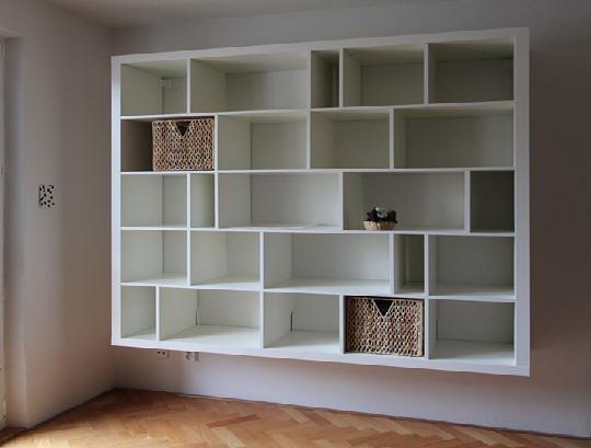 Wall Mount Shelving Units Ikea Diy Diy Furniture Shelving
