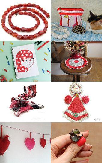 Summer gift guide  by Marina Varivoda on Etsy--Pinned with TreasuryPin.com