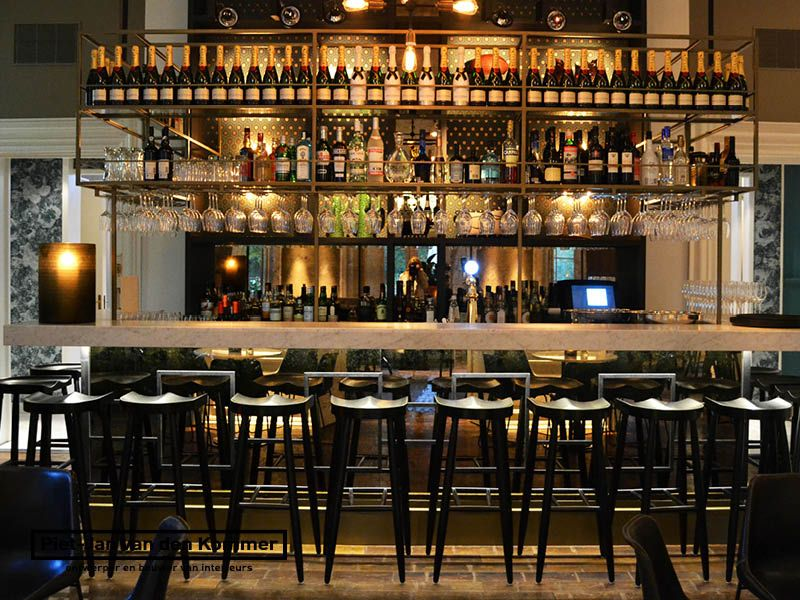 Central Park By Ron Blaauw Restaurant Interieurs Bar Ontwerpen Restaurant Interieur