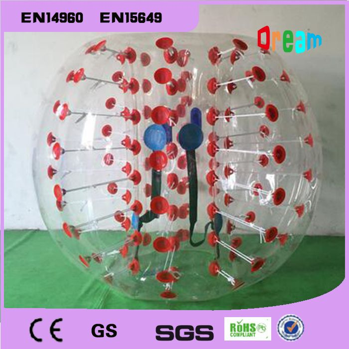 Free Shipping Outdoor Sport 1 5m Inflatable Bubble Football Human Hamster Ball Bumper Body Suit Bubble Soccer Zorb Ball Sho Bubble Soccer Soccer Ball Bubbles