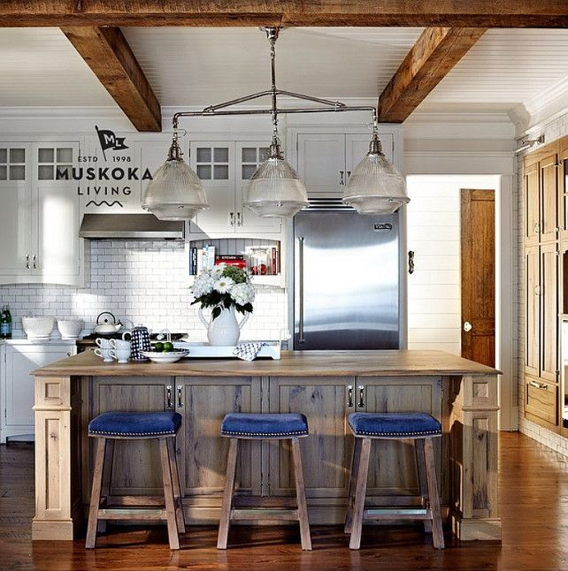 coastal cottage kitchen design why we re loving the darker side of nautical this summer 5501