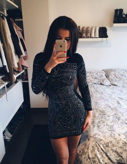 15 Outfits lindos para una noche de chicas en 2019  e4cffe00a8c