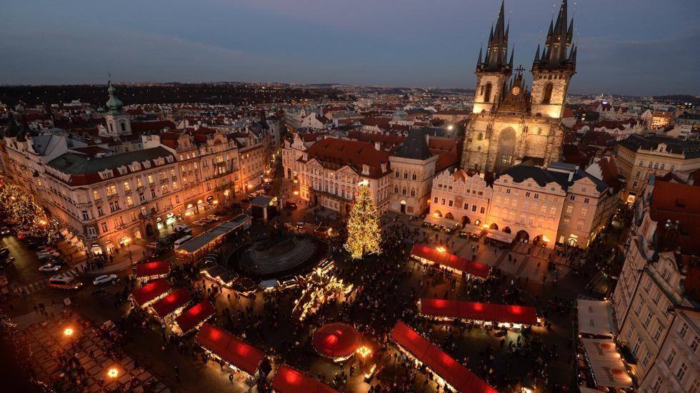 Christmas Budapest Christmas Fair And Winter Festival Europe.30 Christmas Destinations Photos Ti S The Season