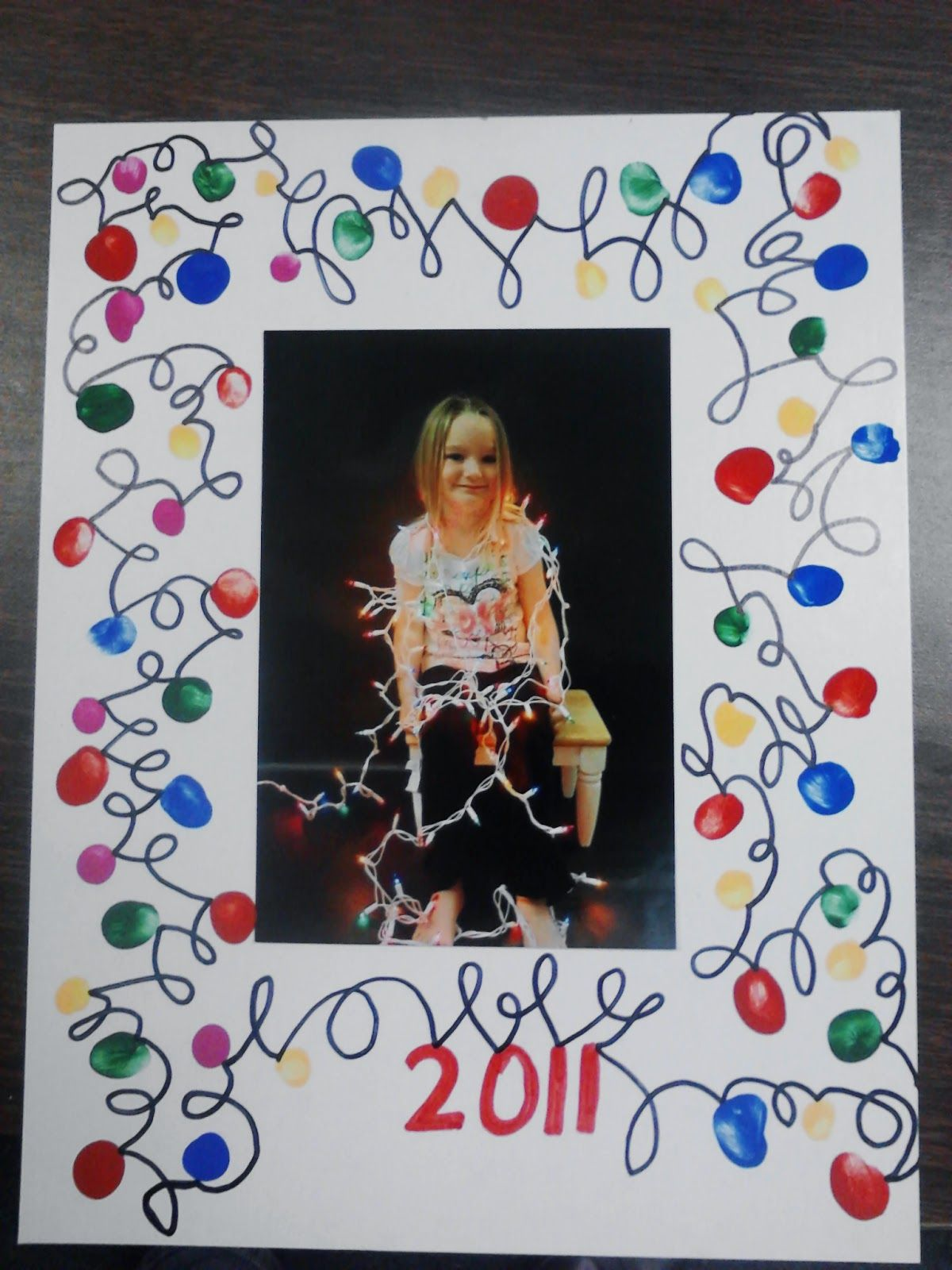 Christmas Picture Frame Craft Ideas Part - 39: Easy And Cute Craft Ideas For Christmas