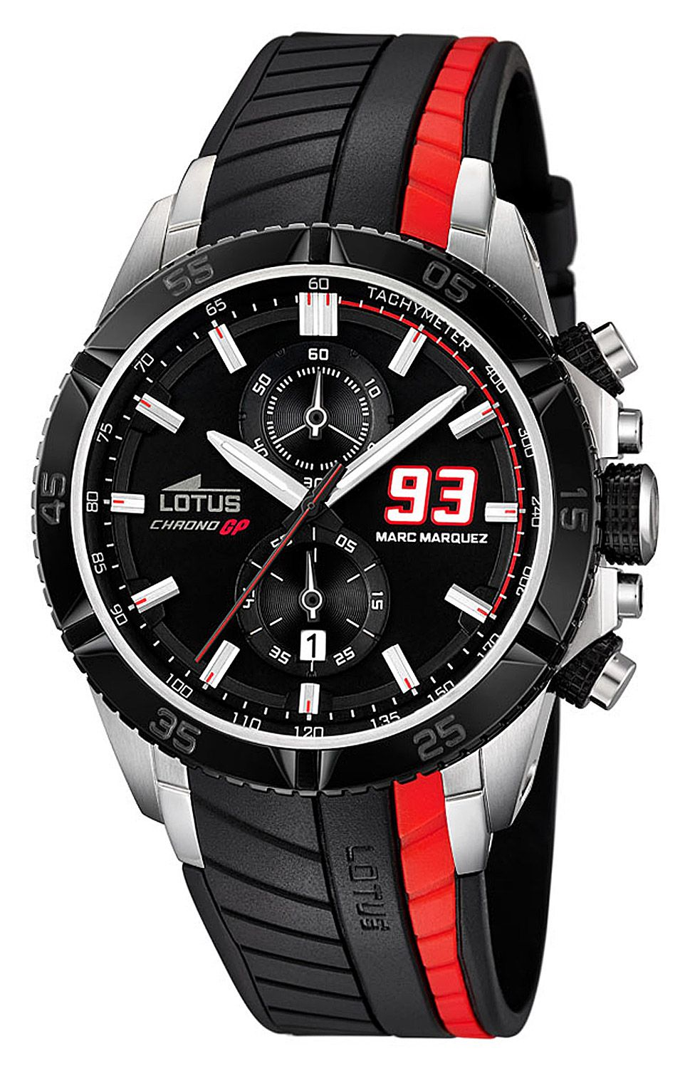 Buy LOTUS 18103/3 Chronograph Mens Watch Marc Marquez now from uhrcenter Watch Shop. ✓Official Lotus Stockist!