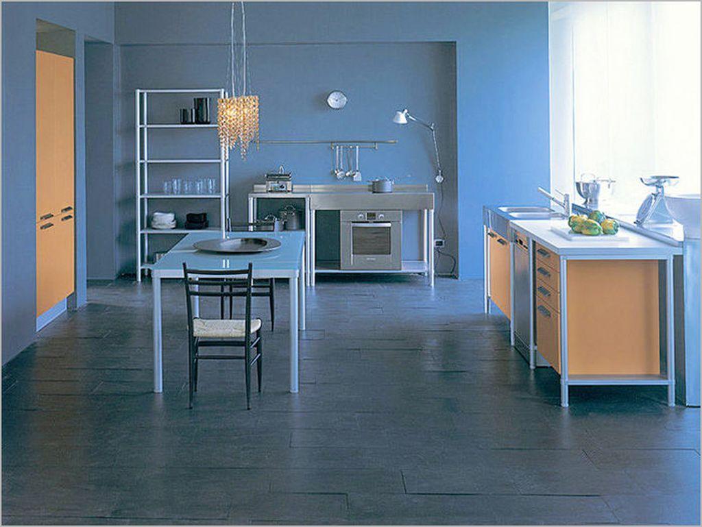 23+ Efficient Freestanding Kitchen Cabinet Ideas that Will ...