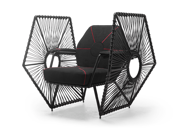 The Force Is Strong With This New Star Wars Furniture Line Star Wars Furniture Star Wars Design Furniture Collection