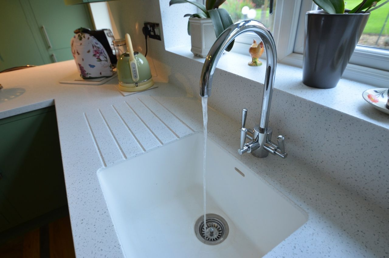 Minerva worktop under mount sink | Kitchen | Pinterest | Sinks ...