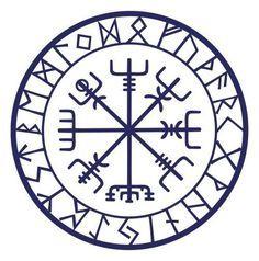 Vikinger Kompass