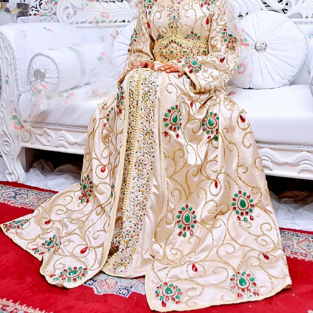 Caftan de mariée maroc moroccan caftan for weddings pinterest
