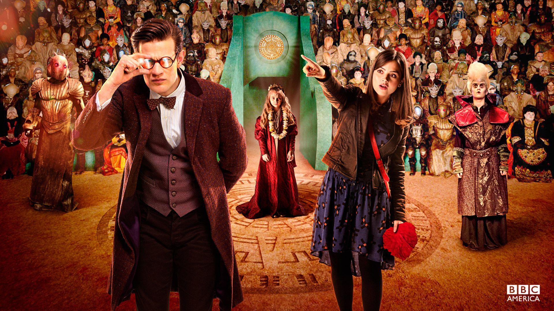Doctor Who Season 7 Wallpaper Doctor Who Aka The Love Of My Life