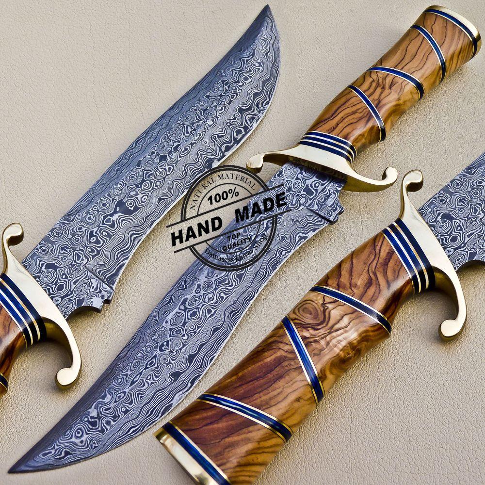 Custom Made D 2 Tool Steel Knife Tanto Blade Knife Leather Pouch Knife Tanto Knife Karambit Knife