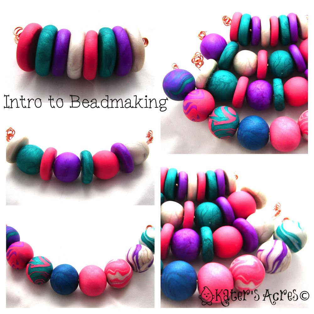 Wonderful Bead Making Tutorial Photos - Jewelry Collection Ideas ...