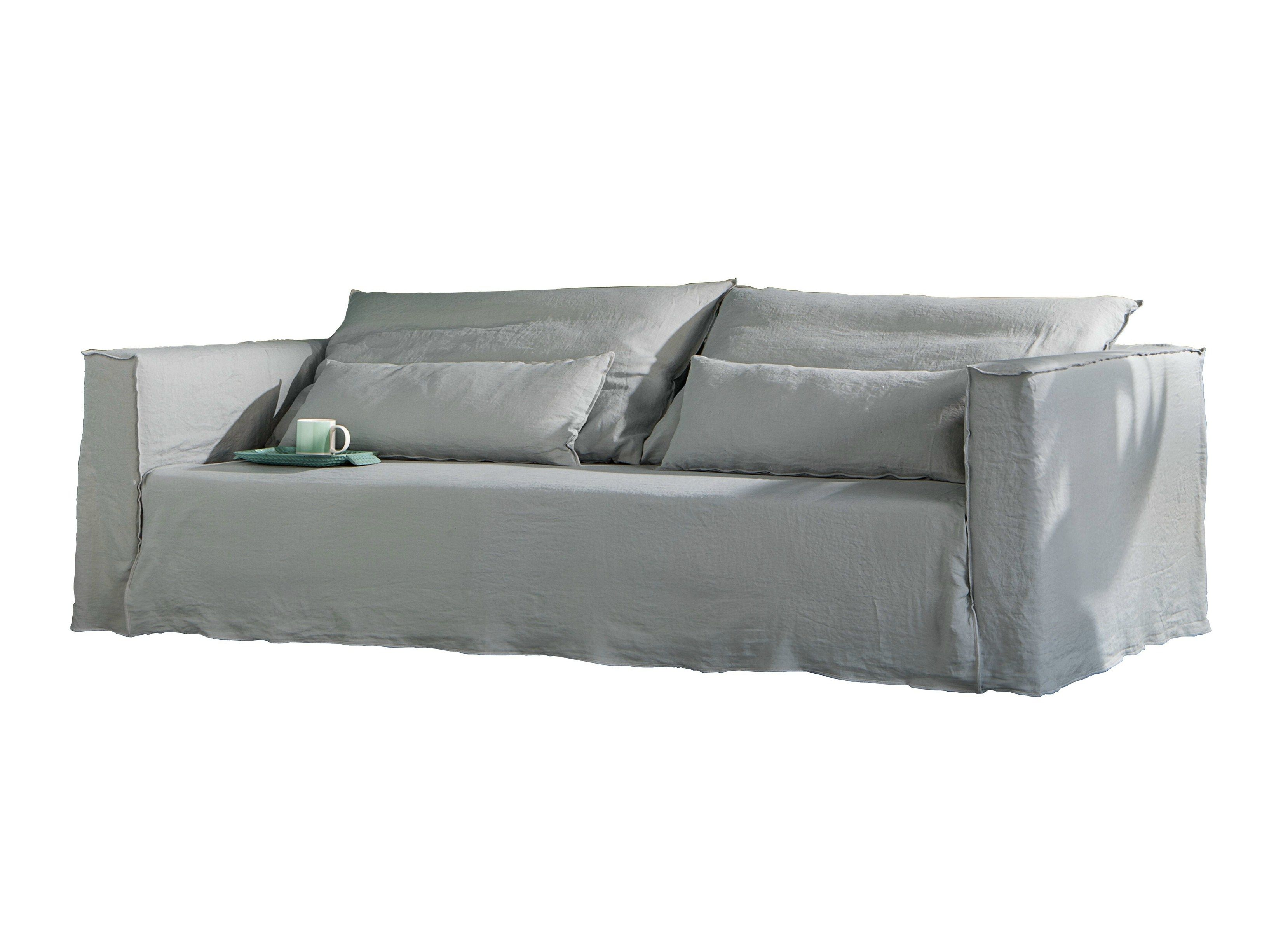 3 Seater Sofa With Removable Cover Brick 12 By Gervasoni Design Paola Navone Ikea Sofa Covers Furniture Slipcovers 3 Seater Sofa