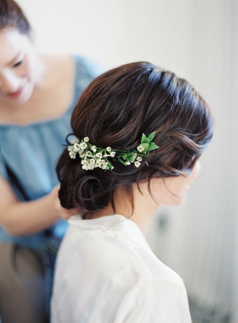hair styles with hair a wedding inspired by the s trip to tuscany 4632
