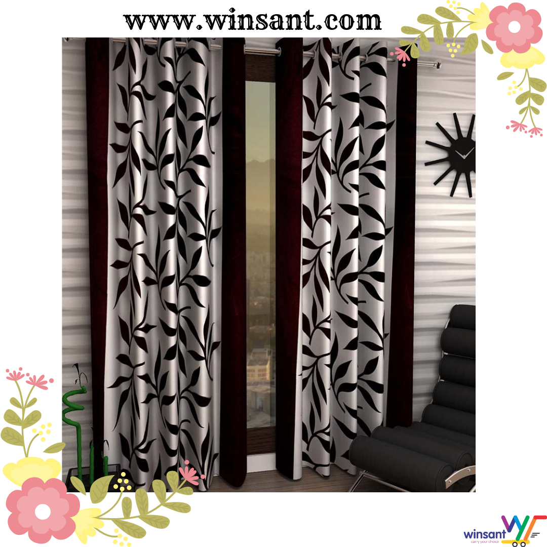 Shop Premium Designer Readymade Curtains Wholesale Online At