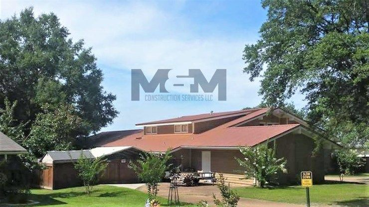 Licensed Contractor Serving Mississippi We Specialize In Metal Roofing Custom Decks And Much More Gallery Metal Roof Construction Services