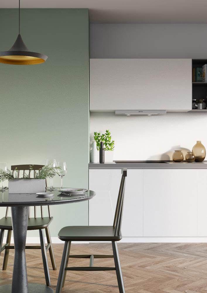 Welche Wande Streicht Man Farbig Tipps Und Ideen Fur Farbige Wande In Der Wohnung Farbige Wande Wohnung