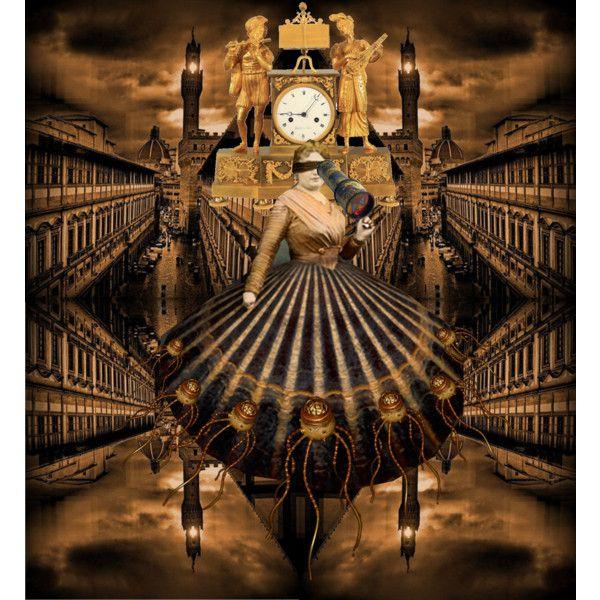 """kaleidoscope"" by nananapgirl on Polyvore"