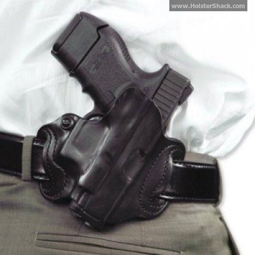 Desantis 086 Mini Slide Belt Holster Right Hand Black PX4