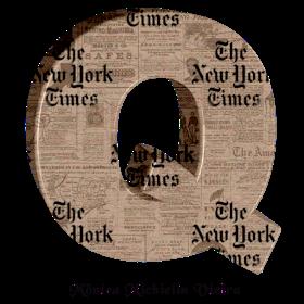 Monica Michielin Alphabets Alfabeto Do New York Times Png New York Times Newspaper Alphabet Newyorktimes Newyorkti Times Newspaper New York Times Alphabet