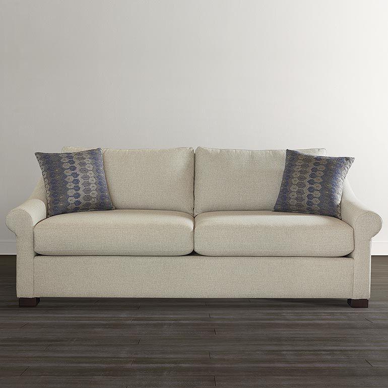 Option For Sofa Style Basset Furniture Sofa Styling Sofa Furniture
