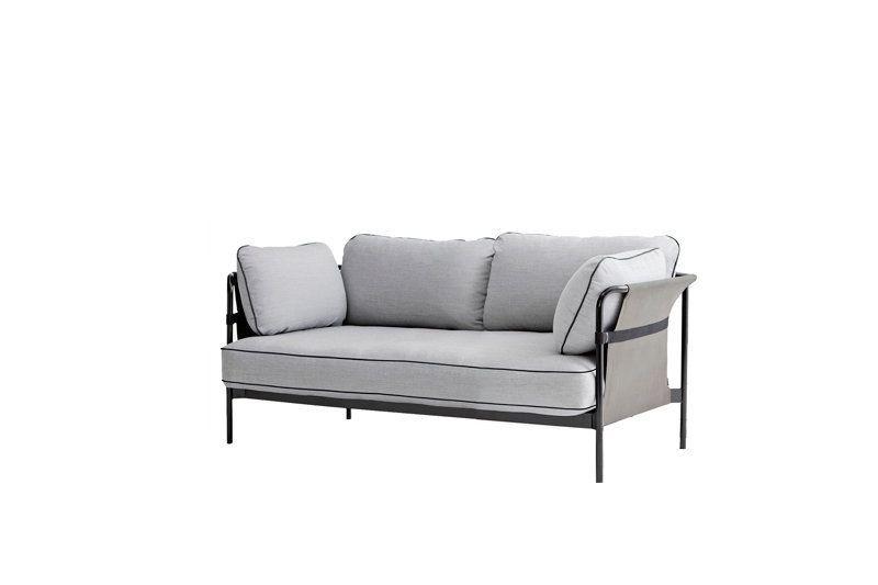 Hay Can 2 Sitzer Sofa Canvas Grau Gestell Rot Aussenbespannung Canvas Grau Jetzt Bestellen Unter Https Moebel Ladendirekt De W Sofas 3 Sitzer Sofa Sofa