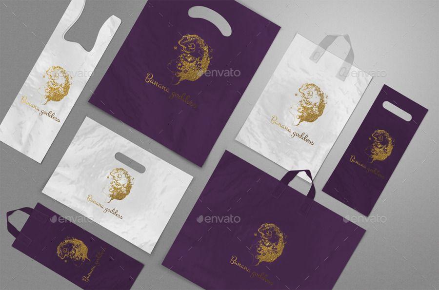Download Plastic Bags Mockups Bag Mockup Plastic Bag Plastic Bag Design