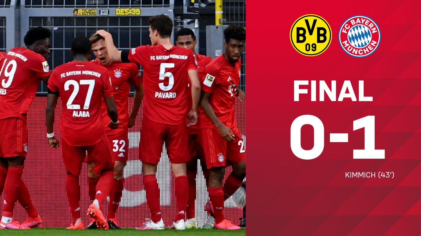 Bayer München Dortmund